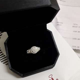 Tomei daimond ring