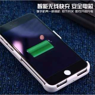 """iPhone7+ Casing Charger 5.5"""" (10000mAH) #1212YES"""