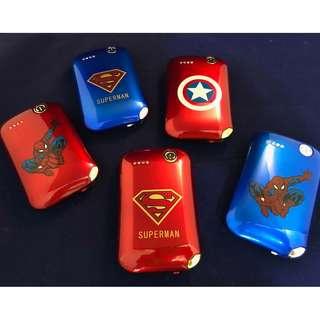 Marvel/DC Series Power Bank (10000mAH) #1212YES