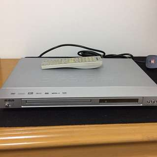 國產步步高超薄DVD碟機連摇控