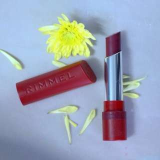Rimmel London The Only 1 Matte Lipstick in The Matte Factor
