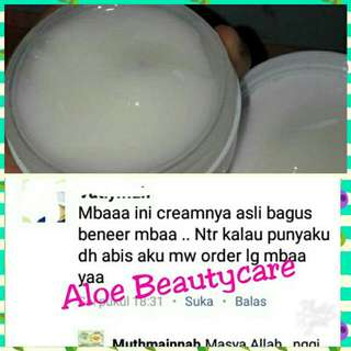 Whitening Cream ALOEVERA