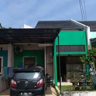 Dijual Rumah Cluster @srengseng sawah, Jagakarsa