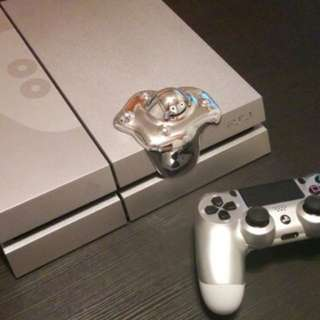 PS4 Console Metal Slime Limited