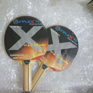 Extreme Table Tennis