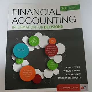 NUS ACC1002/1002X/1701/1701X Textbook + resources