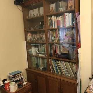 書櫃 book shelf