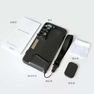 iPhone7/8Plus專用雙攝像頭廣角魚眼長焦微距六合一鏡頭