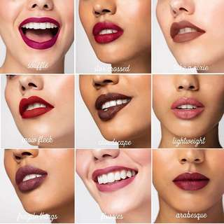 [NEW INSTOCKS] NEW COLOURPOP HOLIDAY ULTRA GLOSSY & ULTRA MATTE LIPS COLLECTION