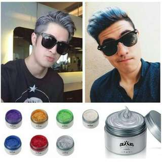 Instock Colour hair wax