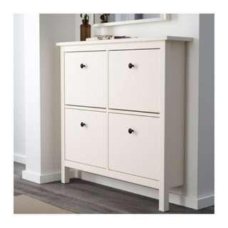 Shoe Cabinet [IKEA HEMNES]
