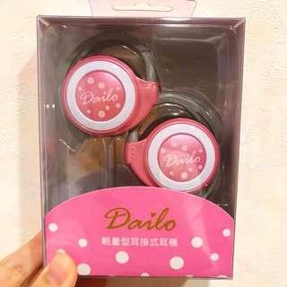 🚚 Dailo 輕量型耳掛式耳機