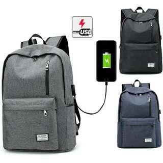 Multi functional backpack