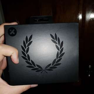 Fred perry limited edition speaker.