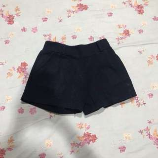 Dark blue short
