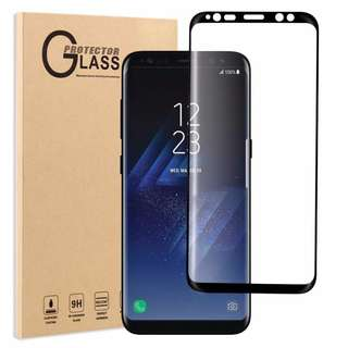 Note8/S8/S8+/S7/S6 Edge Tempered Glass SP