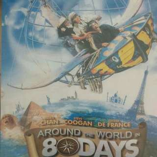BLESS📬Around The World In 80 Days Movie DVD