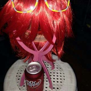 Red Wig - Lucaille brand