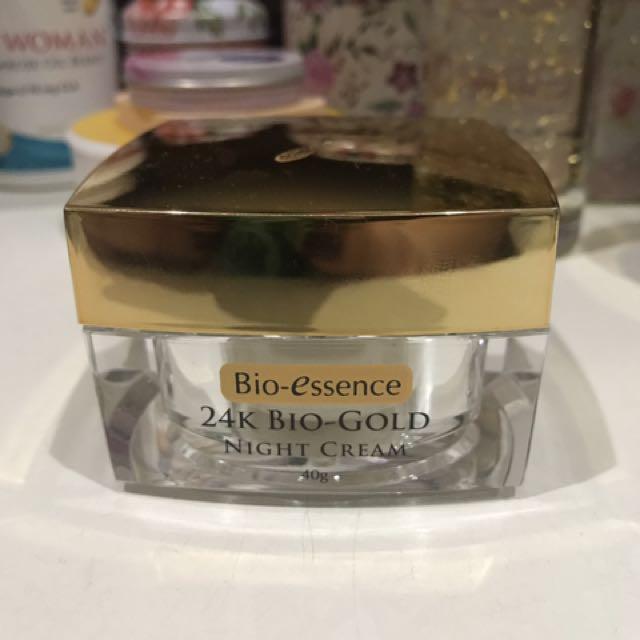 24K Bio-Gold Night Cream