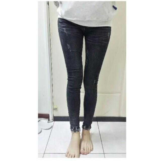 50%黑色長褲