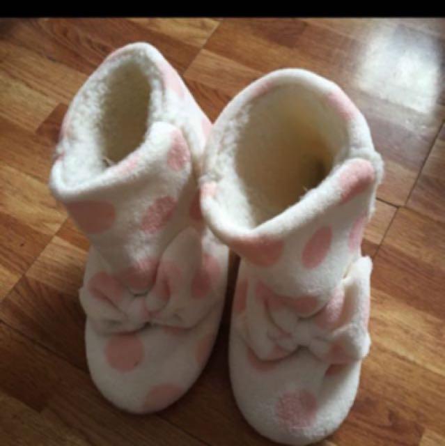 暖暖室內靴