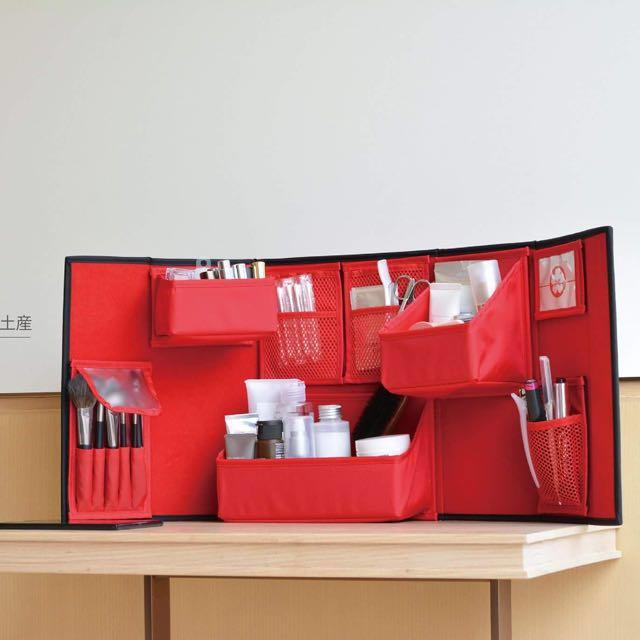 日本関愛執事 收納保養化妝箱