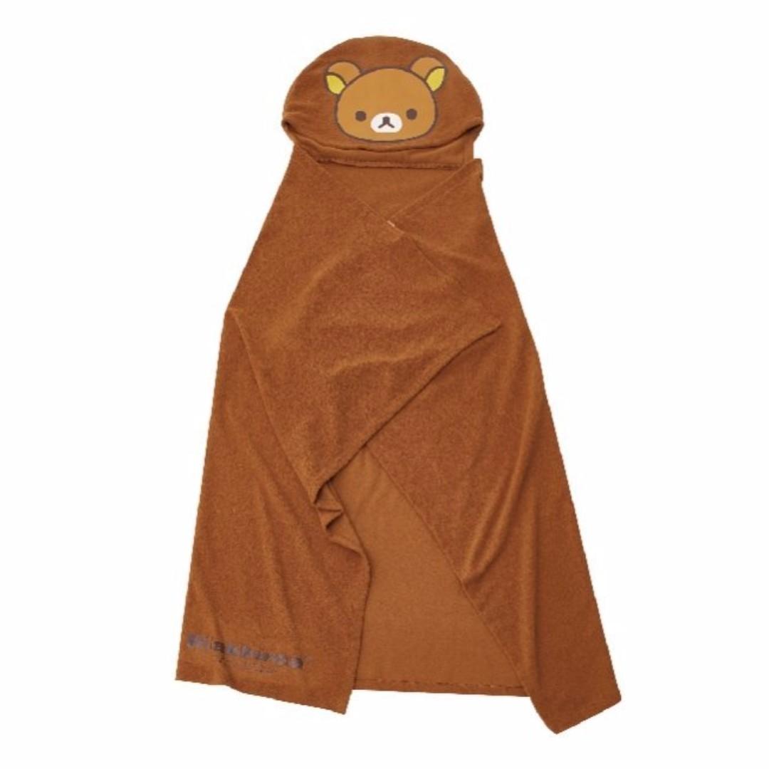 拉拉熊 保暖斗篷 RILAKUMA 啦啦熊