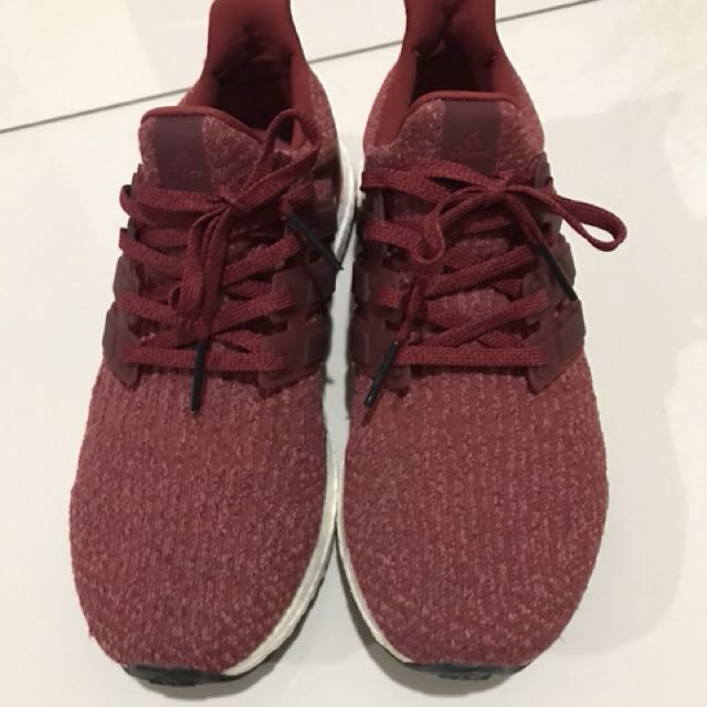 a234a04f061 Adidas ultra boost 3.0 mystery red