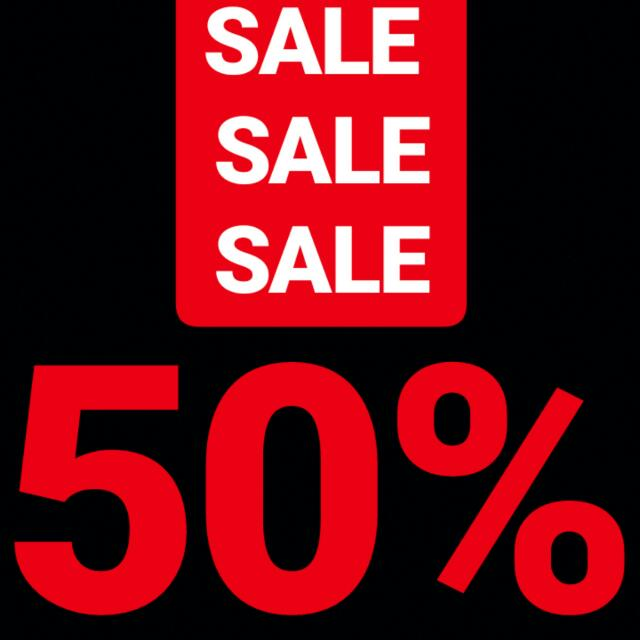 ALL MUST GO!!! SALE 50%%%