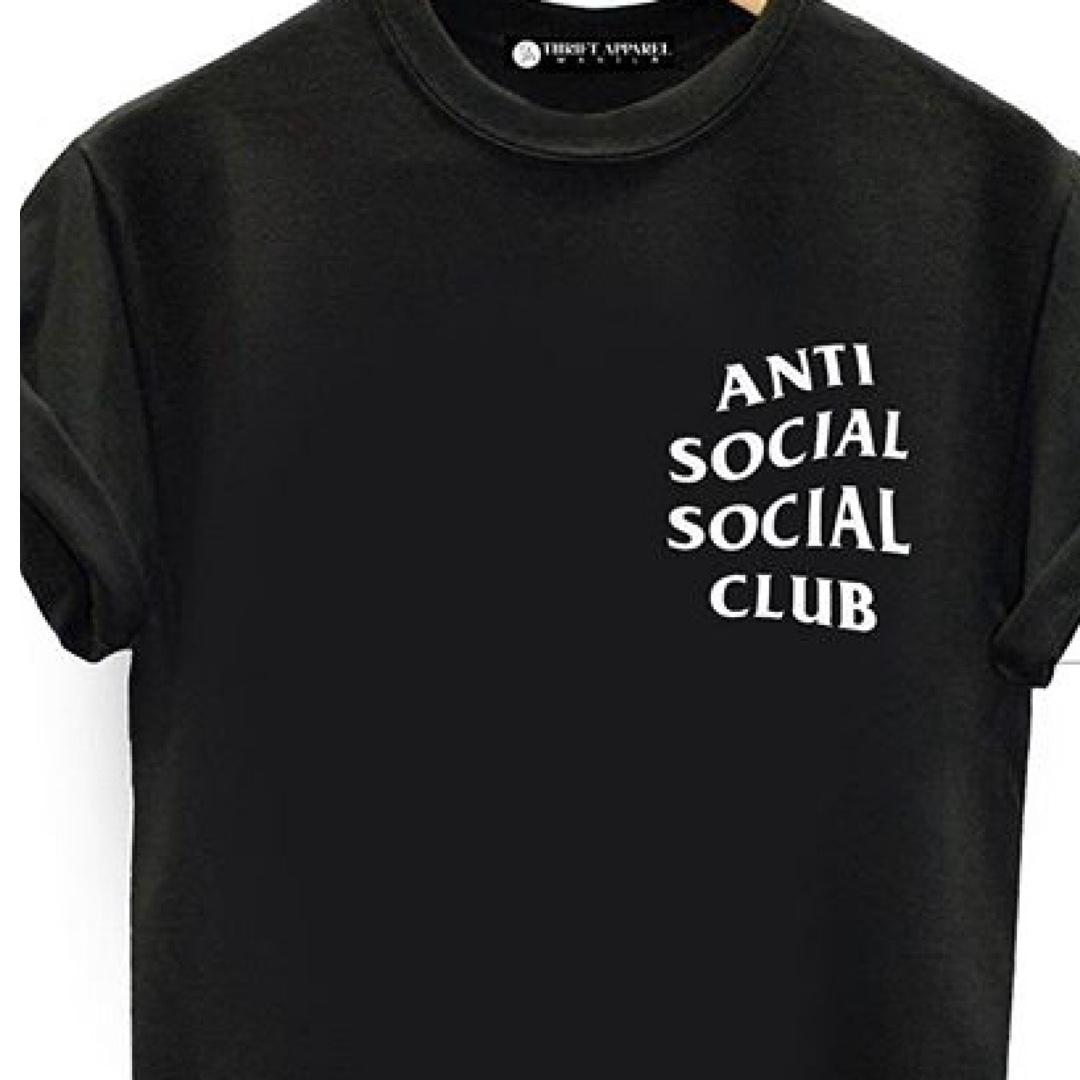 ded5870851ed Anti-Social Social Club Shirt (unisex)