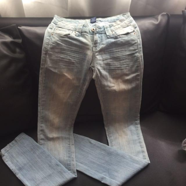 Aspalt skinny pants