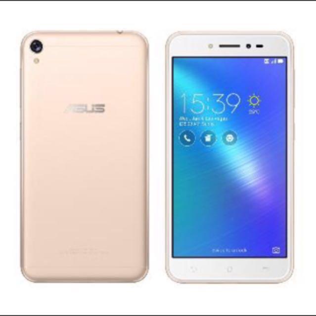 (限台南市面交)ASUS華碩全新未拆封ZenFone Live ZB501KL(2G 16G)