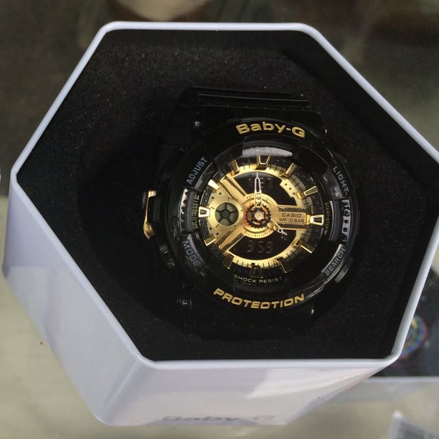Authentic Baby G Watches