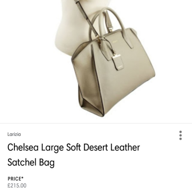 Repriced!! Authentic DKNY two-way bag