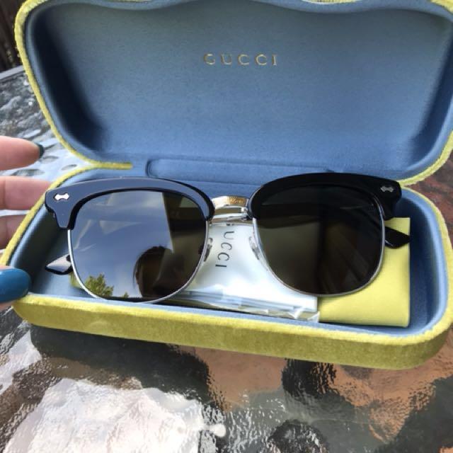Authentic Gucci Sunglasses RRP $400++