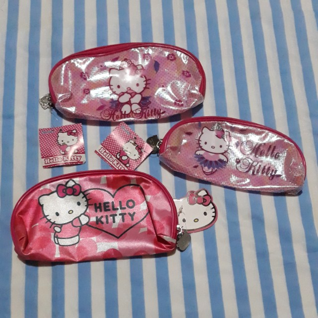 AUTHENTIC Hello Kitty 😉multipurpose pouch
