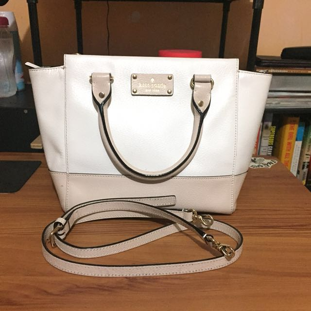 Authentic Kate Spade Wellesly Camryn Small