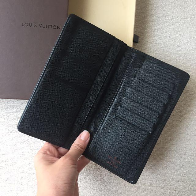 AUTHENTIC LV LOUIS VUITTON Epi Leather Long Wallet