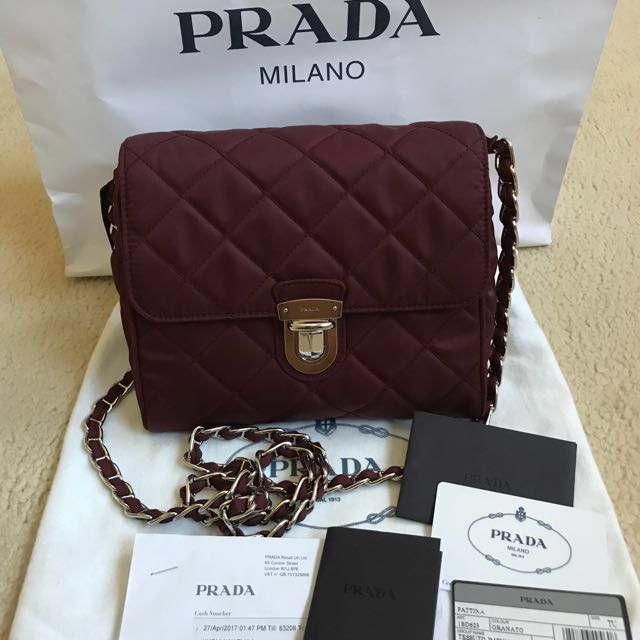 Authentic Prada (REPRICE)