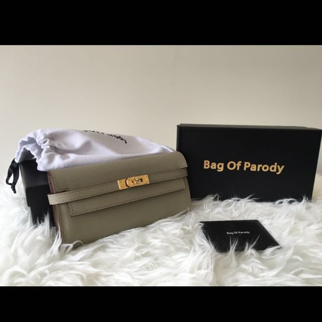 Bag Of Parody , (House Of Hello)Wallet