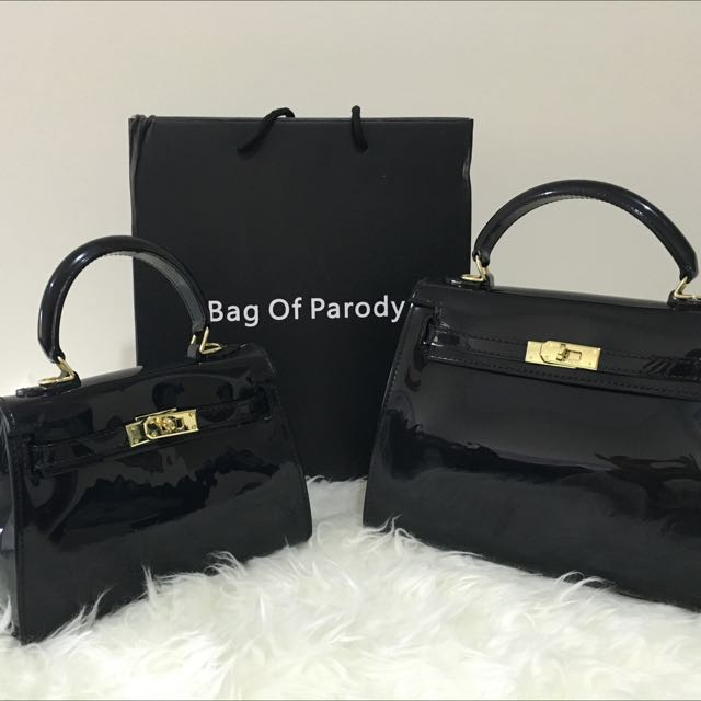 Bag Of Parody, Small Kelly Bag