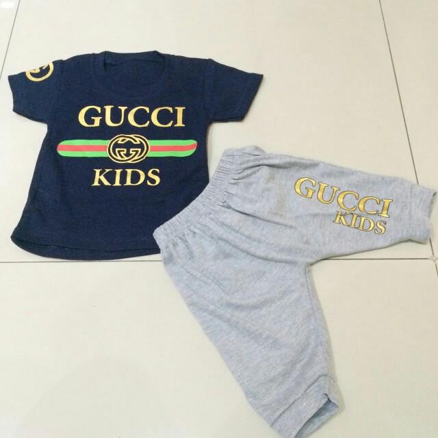 Baju Gucci Anak Original
