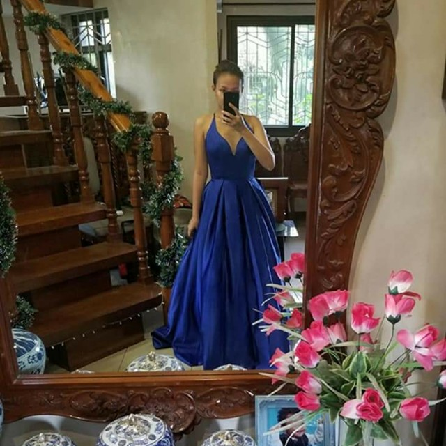 Ball gown for pre order