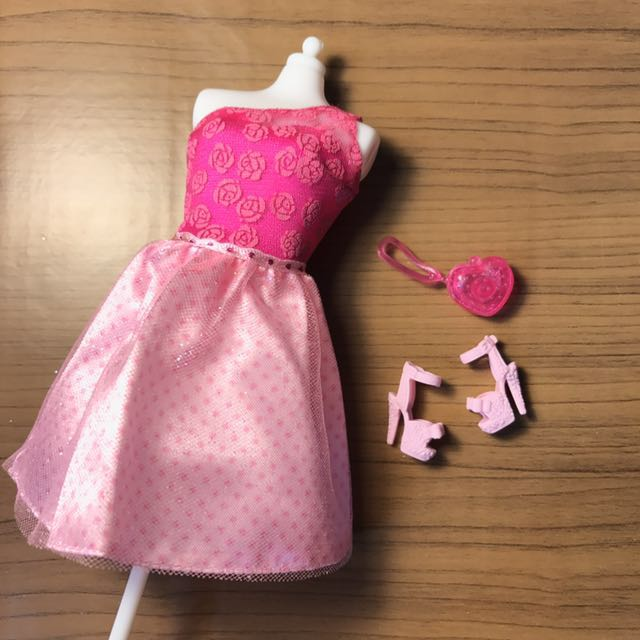 Barbie Outfit - Complete Set Look