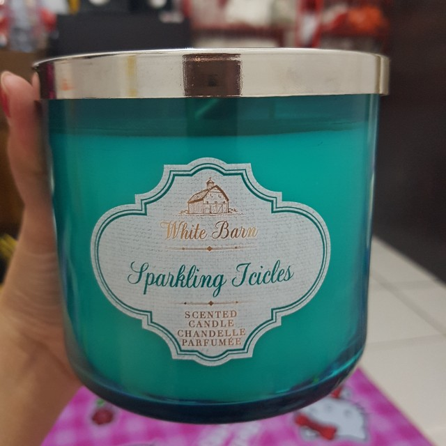 Bath & Body Works Candle Parfume