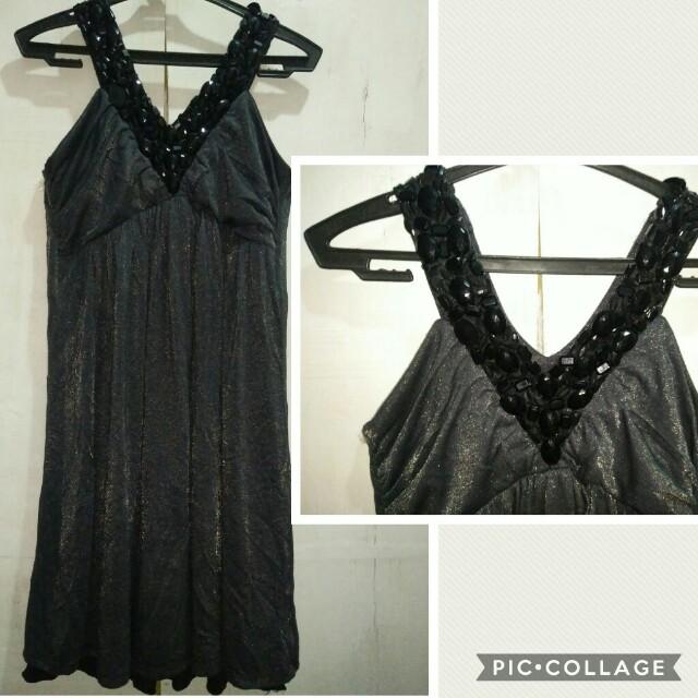 Beaded Night Dress