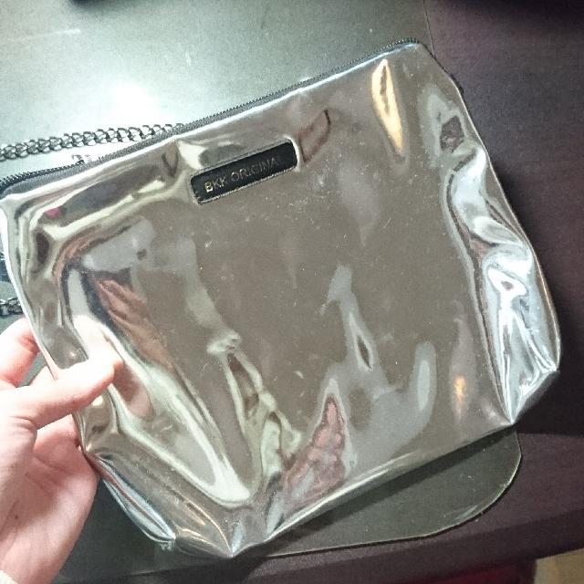 BKK銀色包包