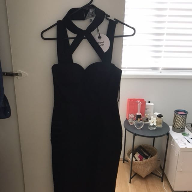 Black dress new with tags