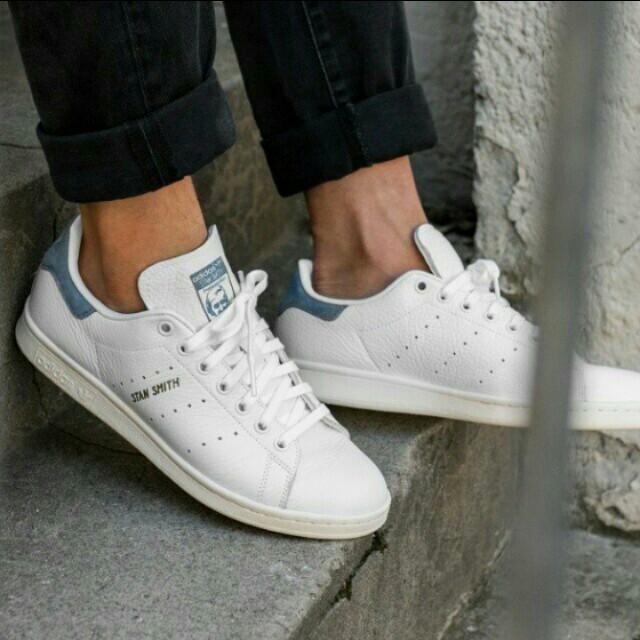 adidas stan smith tactile blue
