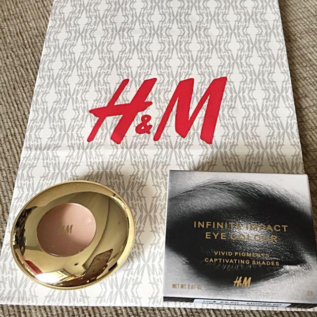 Brand New Auth H&M Infinite Impact Eye Colour